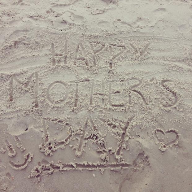MothersDaySandArt